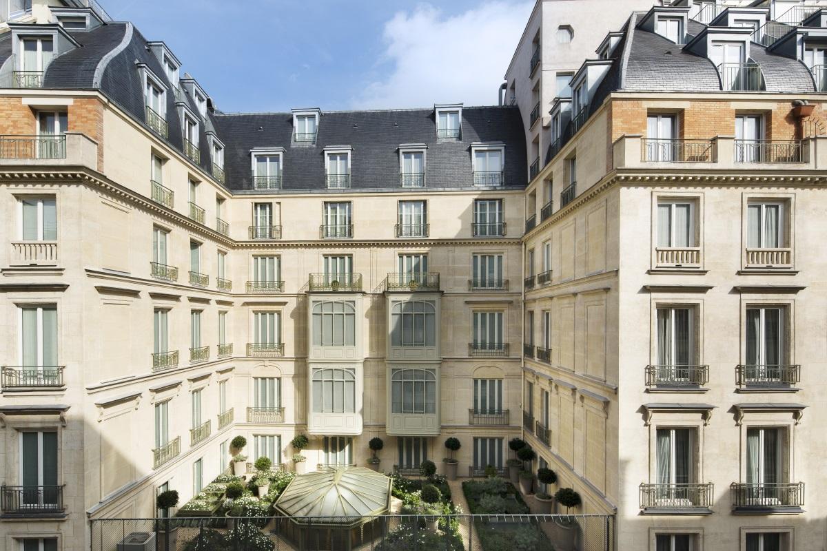Hotel Bedford Paris Hotel 4 Etoiles Paris Madeleine Site Officiel
